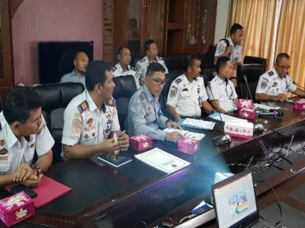 Ramp Check 500 Bus, BPTD Riau-Kepri Prioritaskan Bus Pariwisata