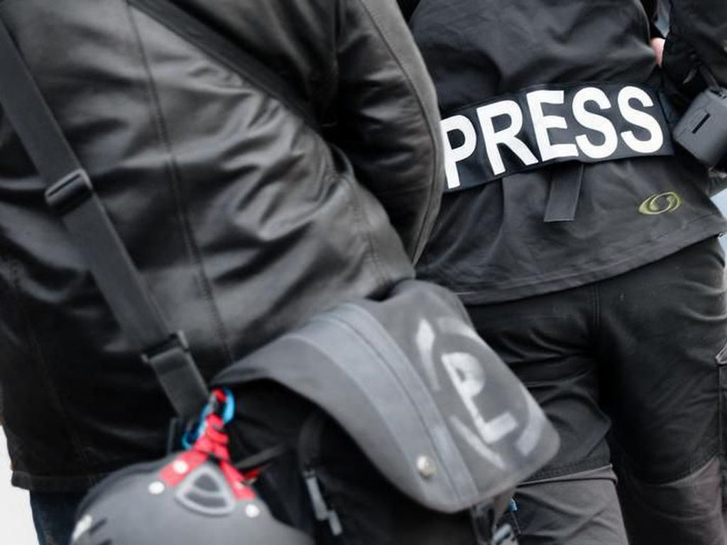 RSF: 49 Jurnalis Terbunuh 2019, Hampir 400 Ditahan