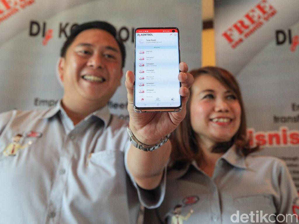 Asyik, Industri Logistik Nasional Kini Punya Aplikasi Digital