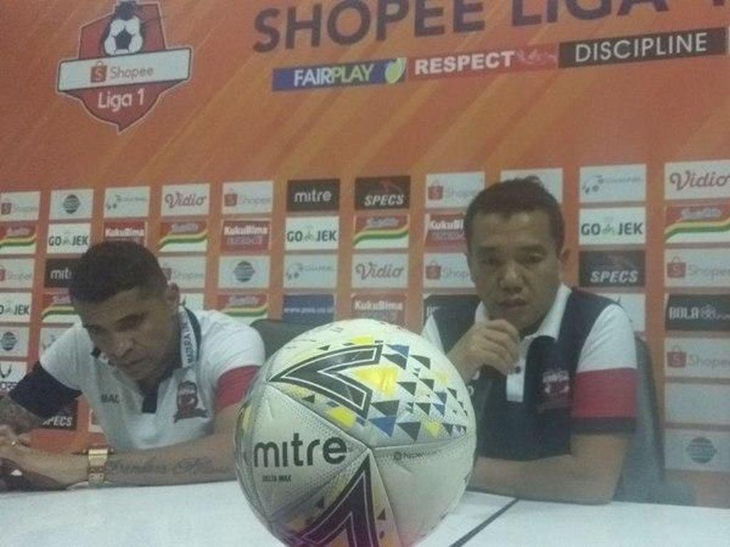 Respons Positif Madura United Usai Dikalahkan Persija