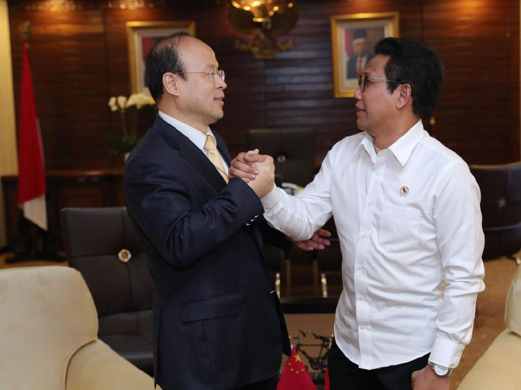 Mendes Berharap Ada Kerja Sama dengan China ke Daerah Perdesaan