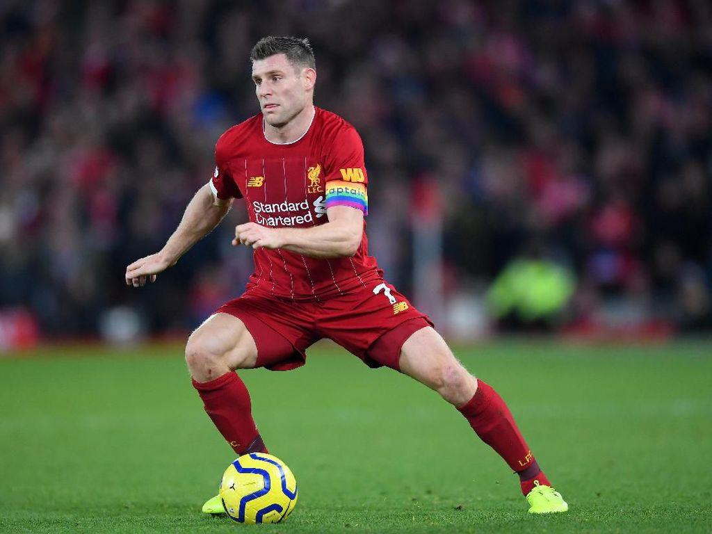 Gomez dan Milner Fit Main di Laga Chelsea Vs Liverpool