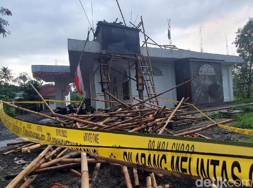 2 Pekerja Bangunan Tewas Terjatuh di Gedung NU Kota Sukabumi