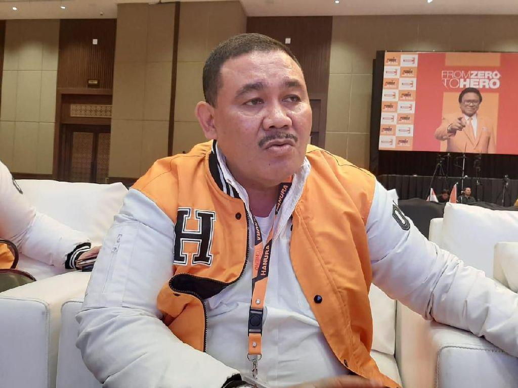 Wiranto Mundur, Hanura: Dia Bukan Pengurus Sejak OSO Ketum