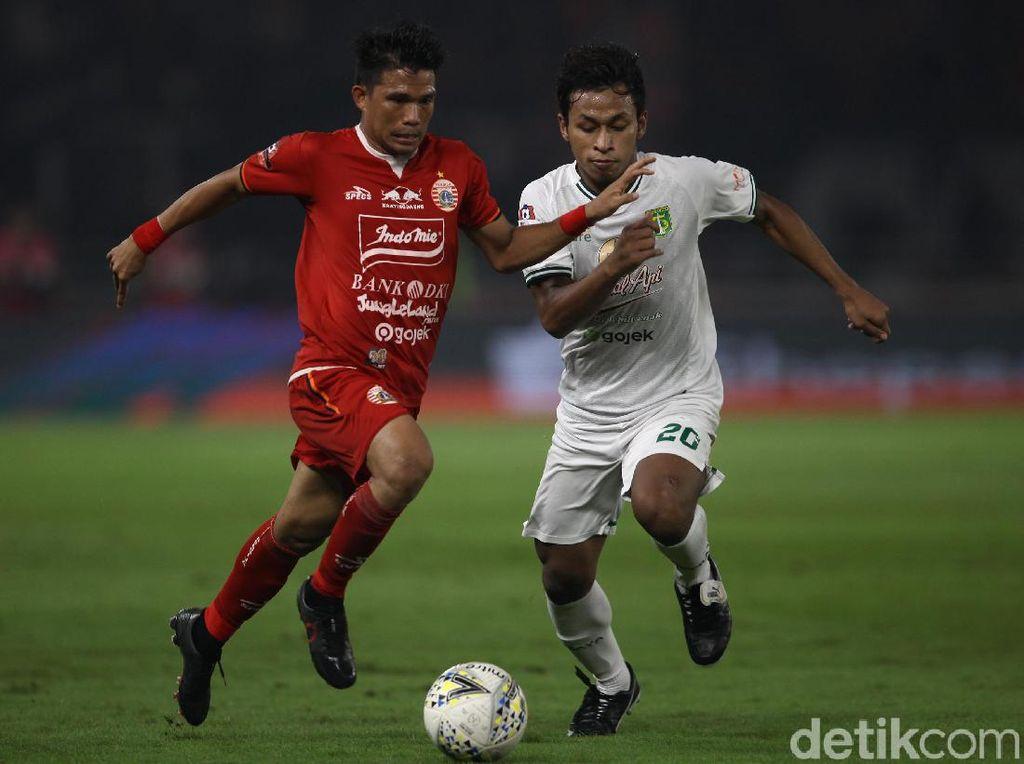 Persija Jakarta Sabar untuk Boyong Osvaldo Haay