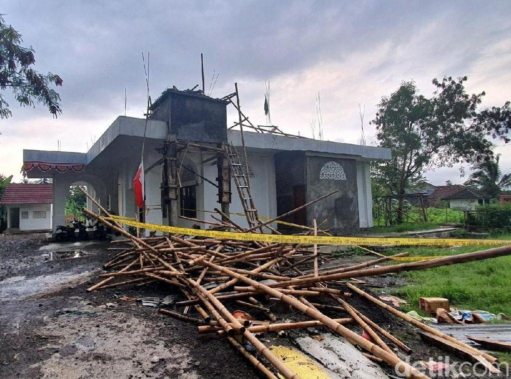 Ini Identitas 2 Pekerja Tewas Terjatuh di Gedung NU Kota Sukabumi