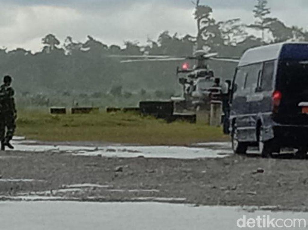Lettu Erizal yang Gugur saat Baku Tembak di Papua Anak Polisi di Sumut