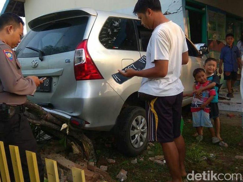 Mobil Tabrak Sekolah TK di Pati, Ternyata Disopiri Perempuan Mabuk