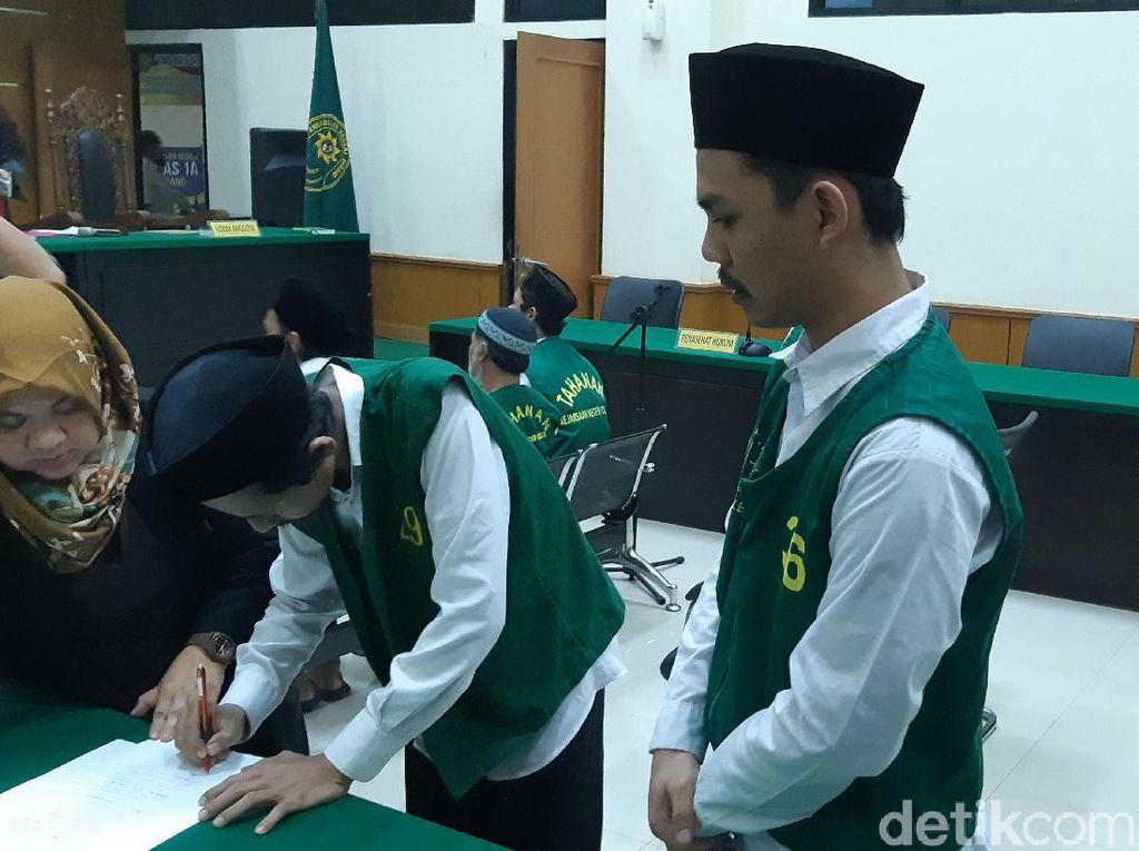 Lolos dari Hukuman Mati, 2 Kurir 309 Kg Ganja Asal Aceh Hanya Dibui 20 Tahun
