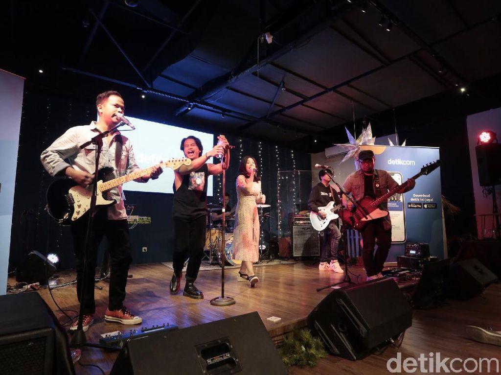 Nidji Akui Pernah Diminta Nge-Dance hingga Buat Lagu Melayu