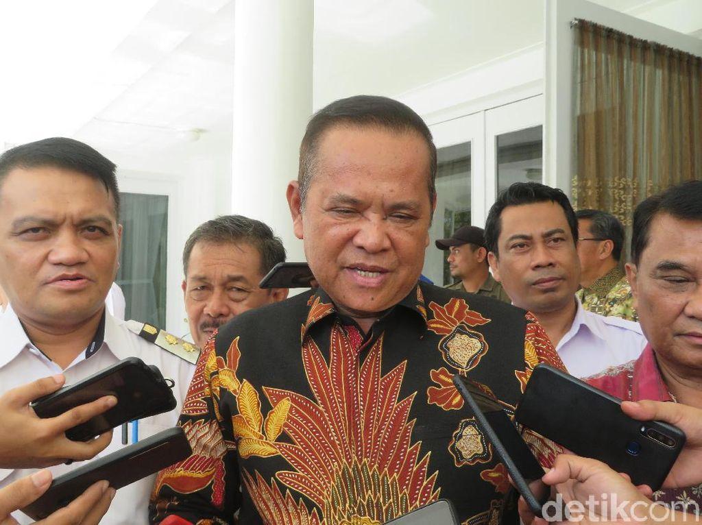 Bupati Luwu Ajukan Proposal Pembentukan Luwu Tengah ke Gubernur Sulsel