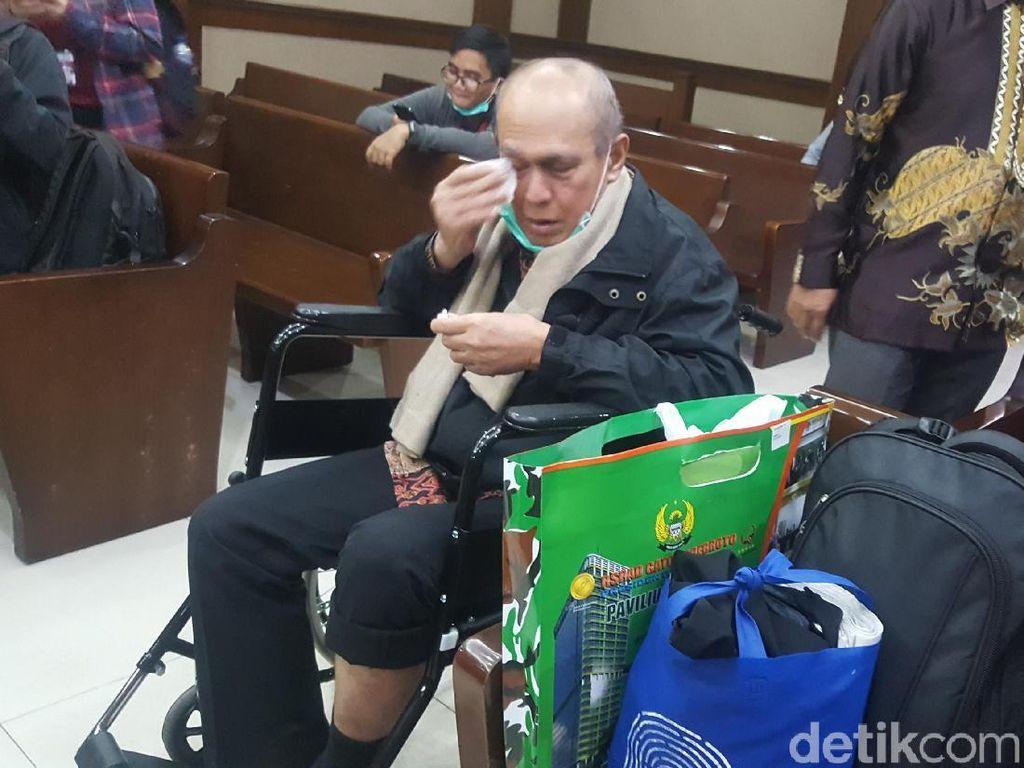 Kivlan Zen: Saya Tidak Bersalah, Semua Rekayasa Polisi Sama Wiranto