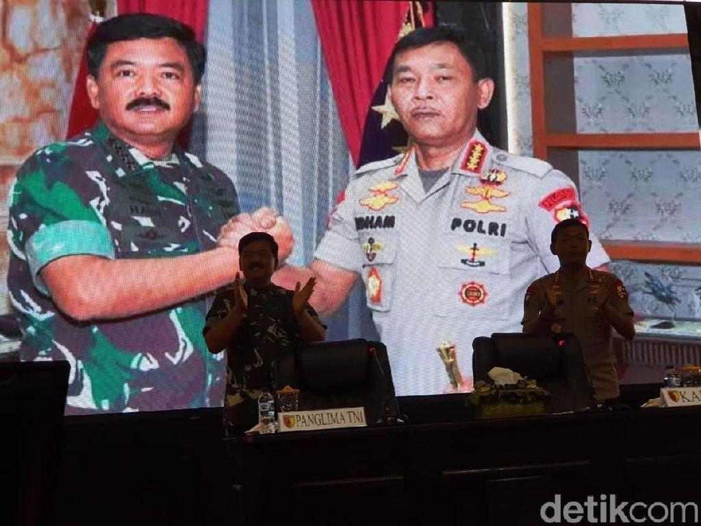 Polri Gelar Operasi Lilin Mulai Hari Ini, TNI Sinergikan Pengamanan Natal