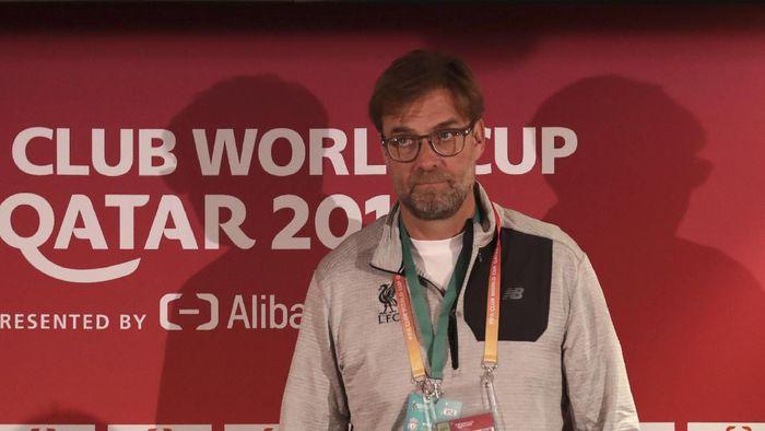 Piala Dunia Antarklub lebih penting untuk Juergen Klopp (Hassan Ammar/AP Photo)
