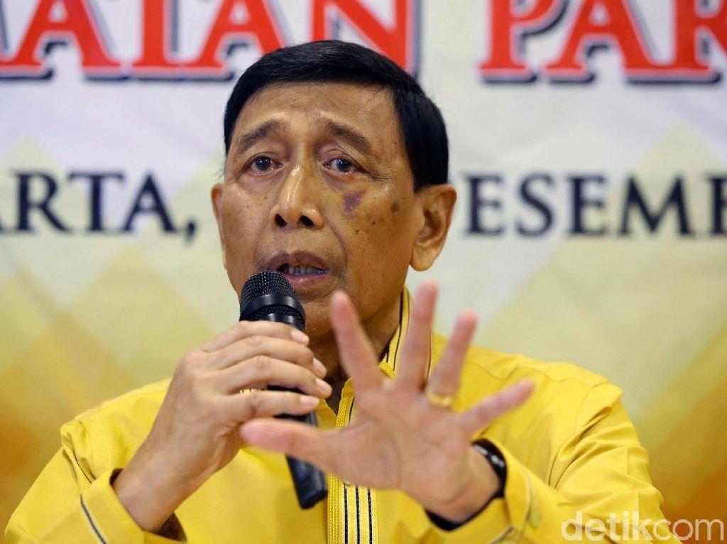 Momen Wiranto Mundur dari Wanbin Hanura