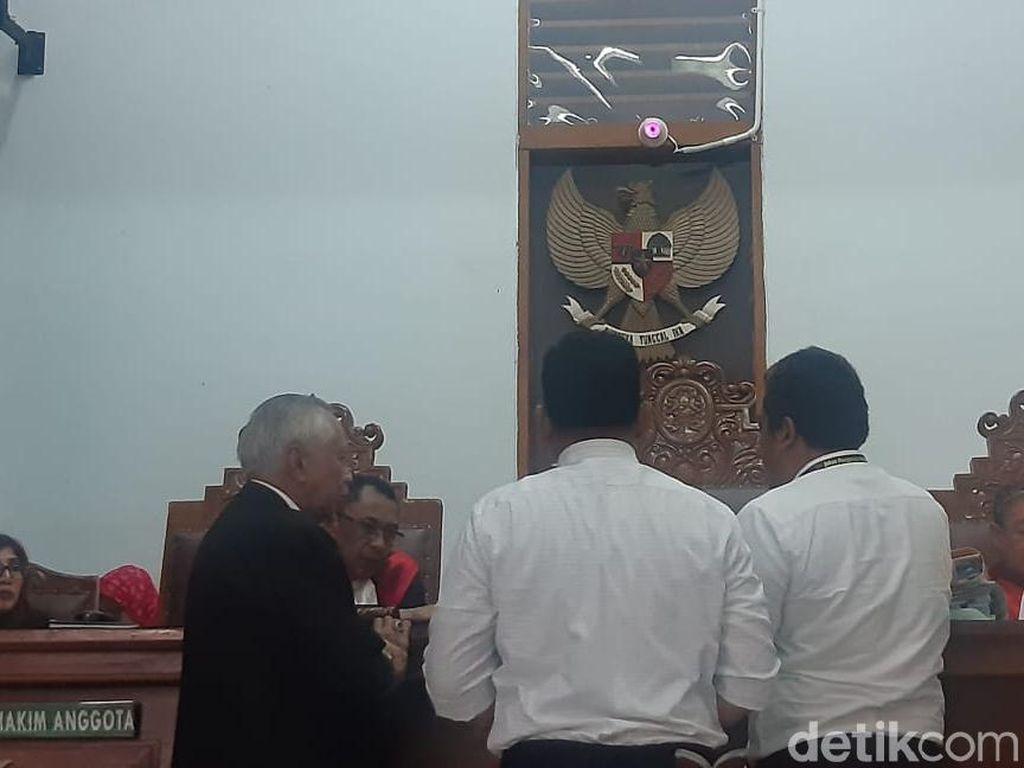 Sidang OC Kaligis Gugat Kasus Walet Novel Baswedan Ditunda Lagi