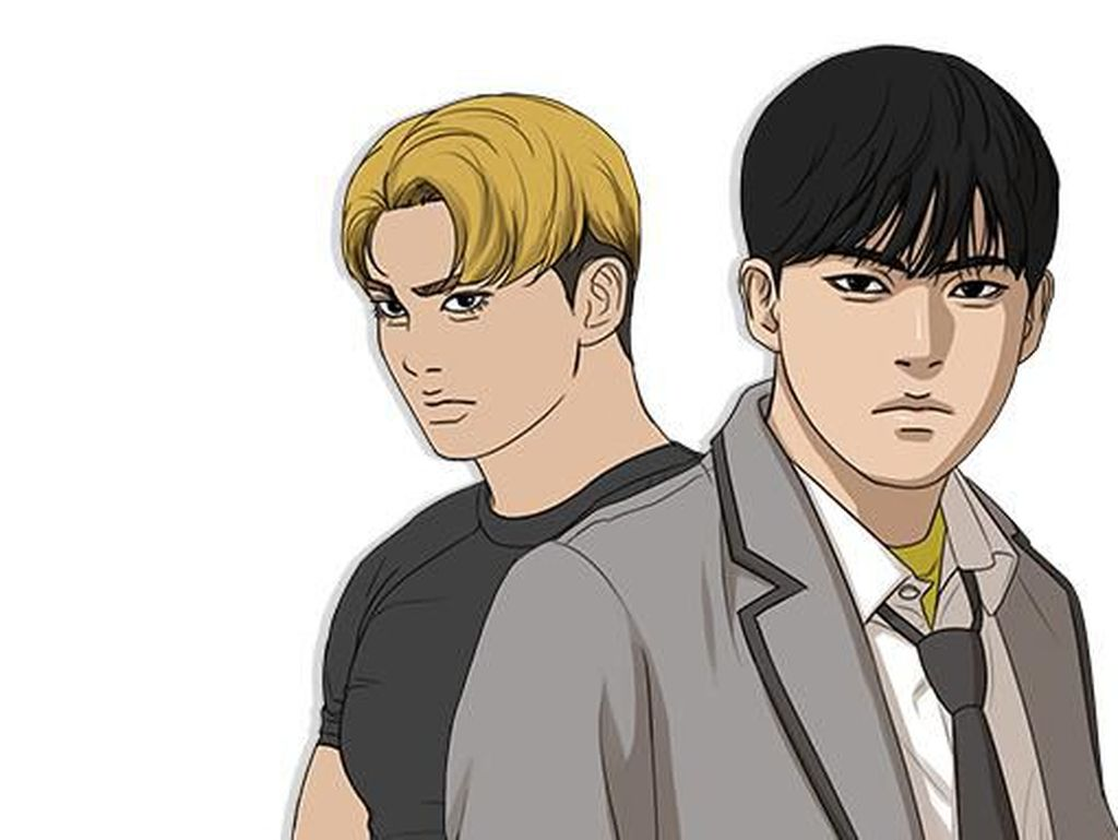 Komikus Lookism Rilis Webtoon Baru, Masih soal Isu Bully di Korea