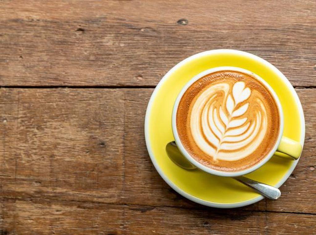 4 Cara Membuat Latte Art Tanpa Mesin Espresso di Rumah