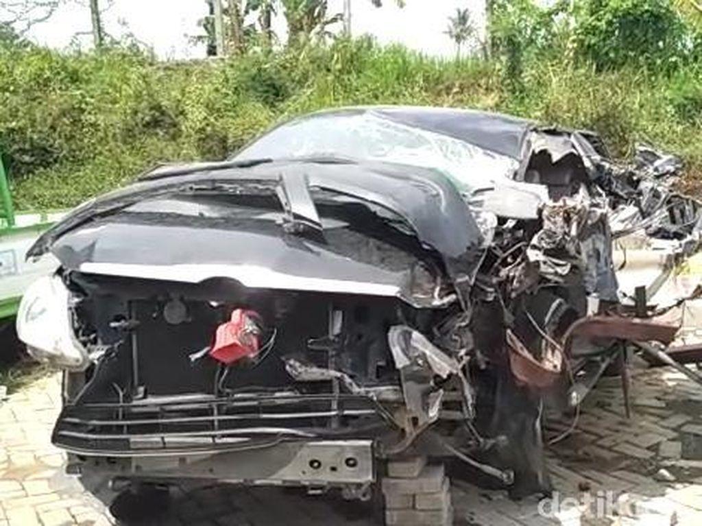 Polisi Olah TKP Kecelakaan Gus Hilman Wajdi, Begini Hasilnya