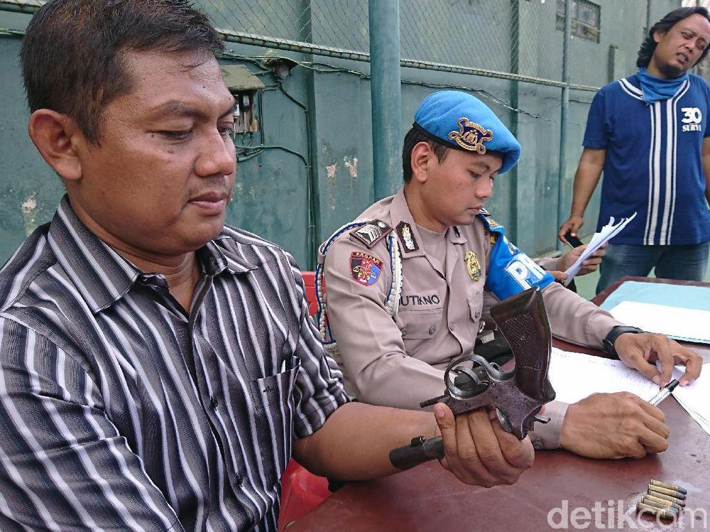 5 Polisi di Tulungagung Terpaksa Tak Berpistol Setelah Gagal Tes Psikologi