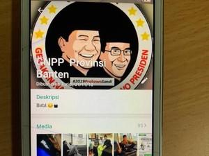 Sebar Hoax di Grup WA Gerakan Prabowo, Pensiunan TNI AD Dibui