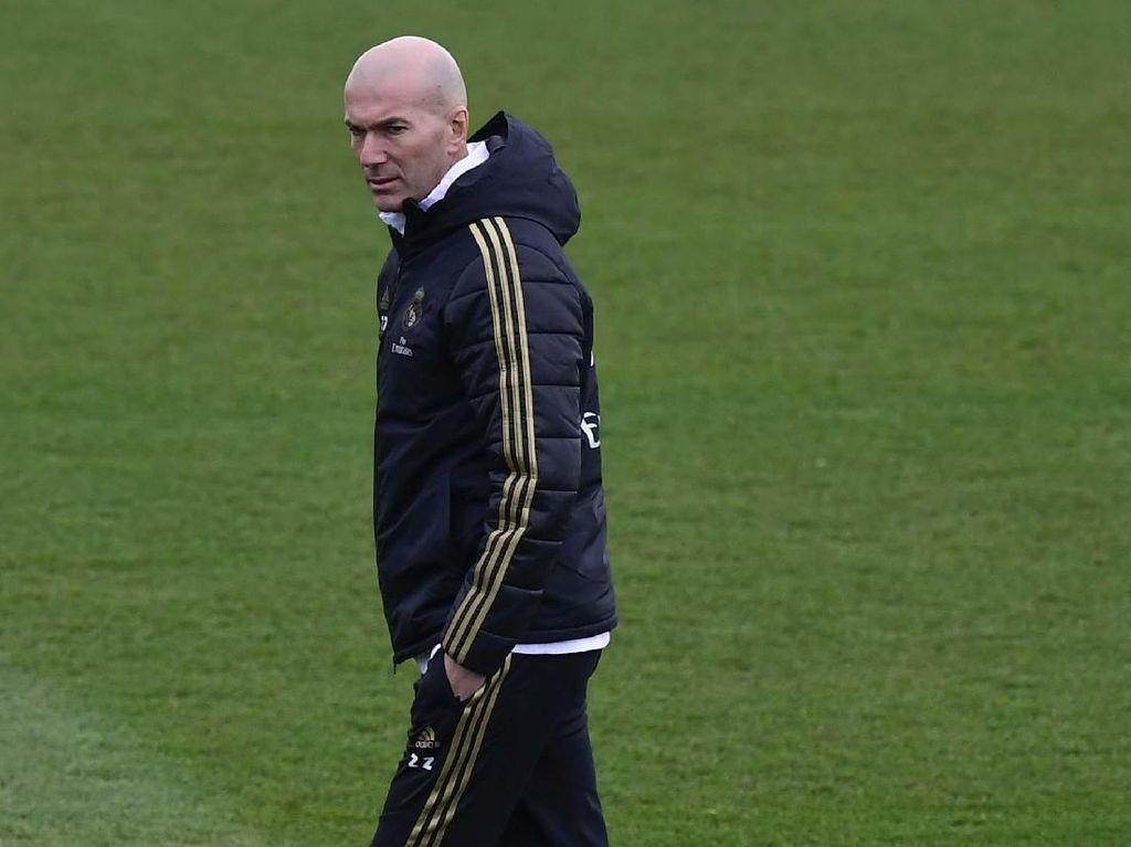 Peringatan Zinedine Zidane untuk Musuh Real Madrid: Ini Baru Awal!