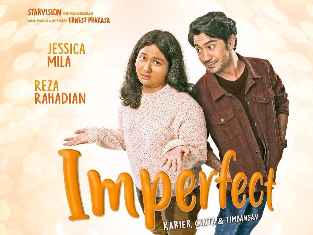 Tentang Imperfect, Film Jessica Mila yang Tayang Hari Ini