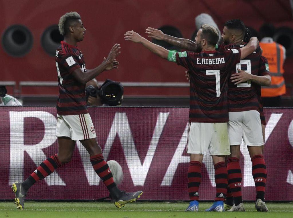 Flamengo: Kami Tunggu Liverpool di Final!