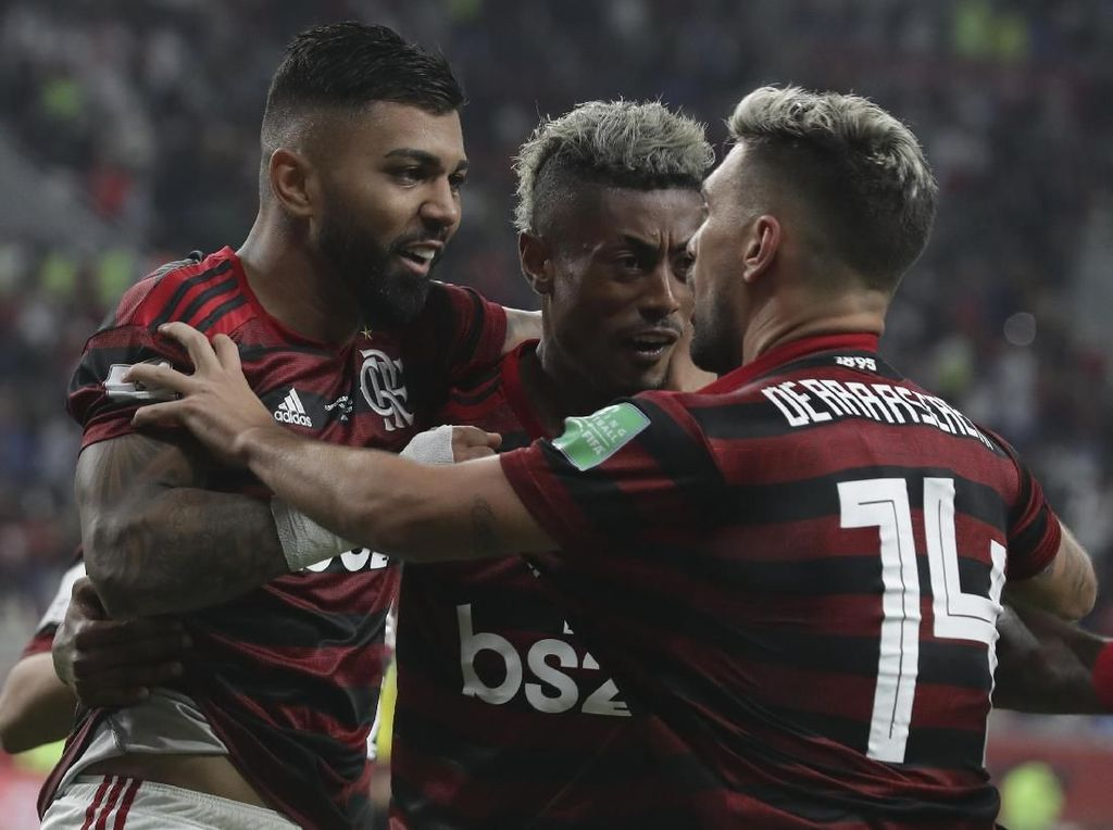 Piala Dunia Antarklub 2019: Flamengo ke Final Usai Tekuk Al Hilal 3-1