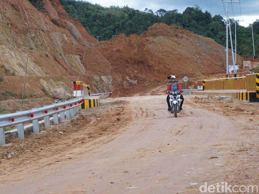Jokowi Cek Jalan Perbatasan RI-Malaysia di Krayan Besok