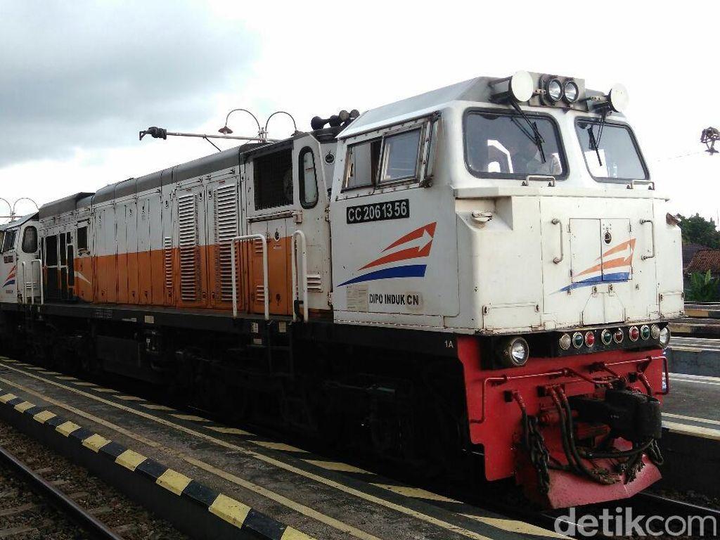 Jelang Idul Adha, Daop 2 Operasikan KA Mutiara Selatan