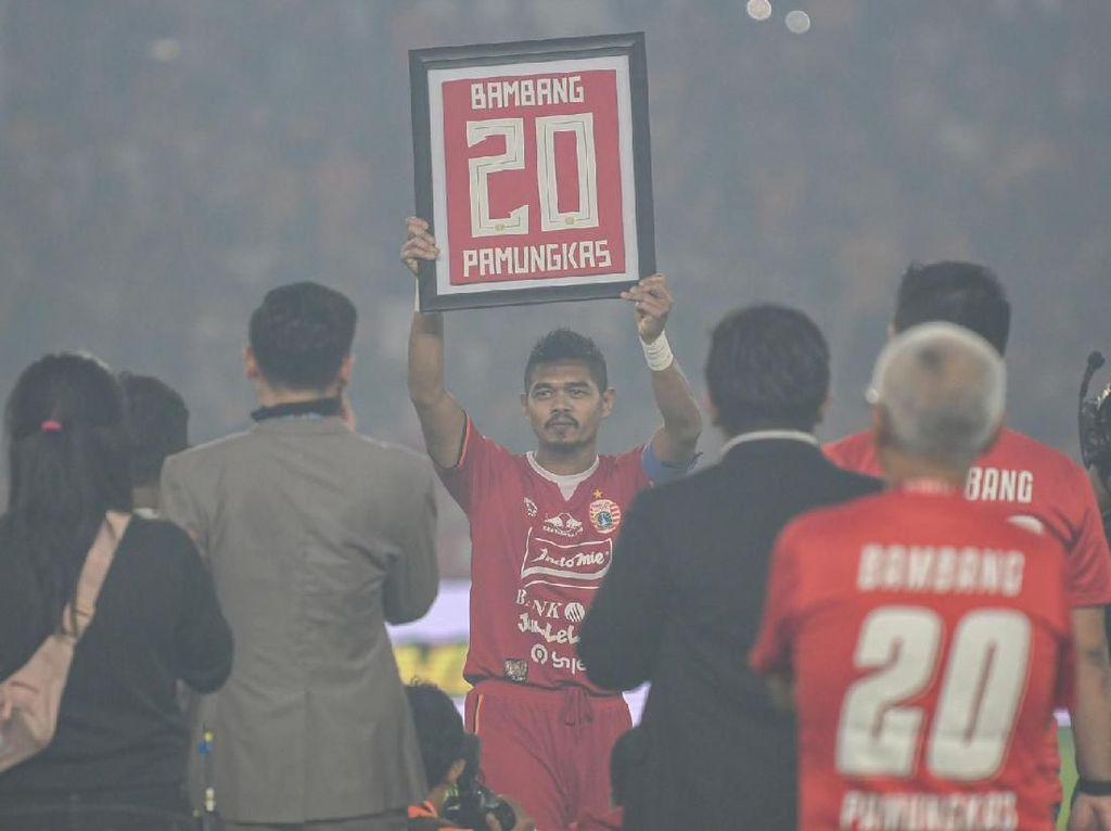 Kenang Momen Juara 2018, Bepe Sebut Persija Klub Terbaik Indonesia