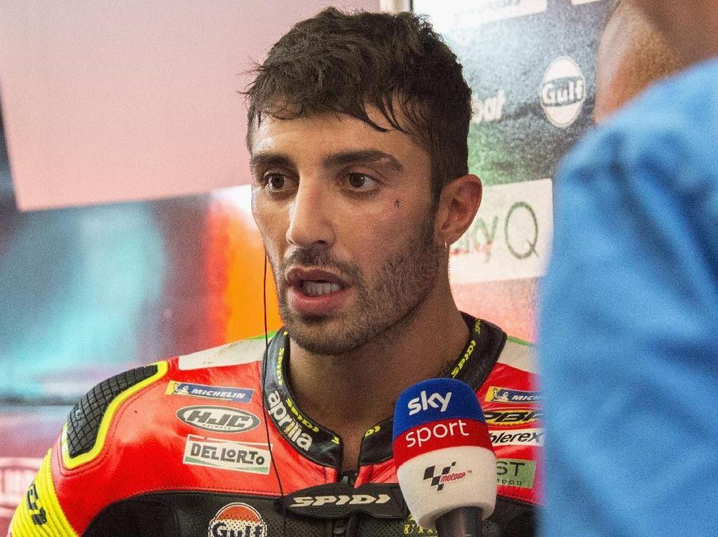 Kasus Doping, Andrea Iannone Diskors 4 Tahun dari MotoGP