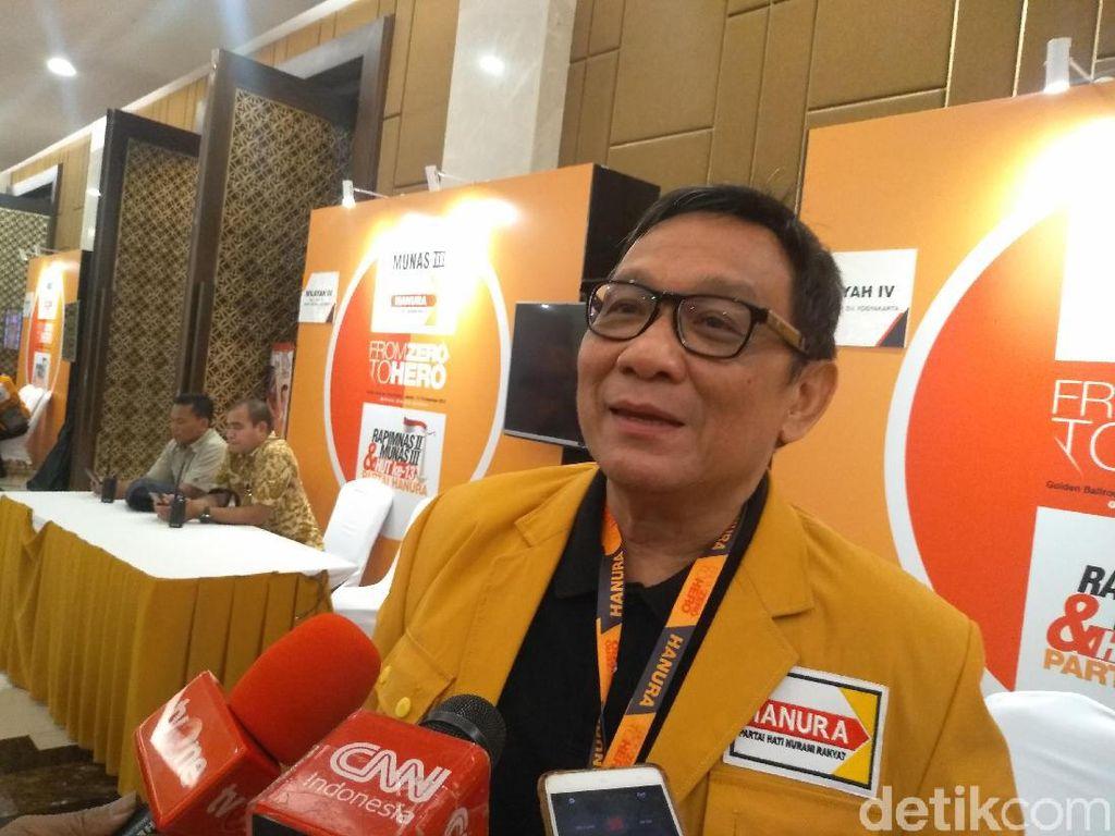 Hanura Enggan Berharap Posisi Wakil Kepala Staf Kepresidenan