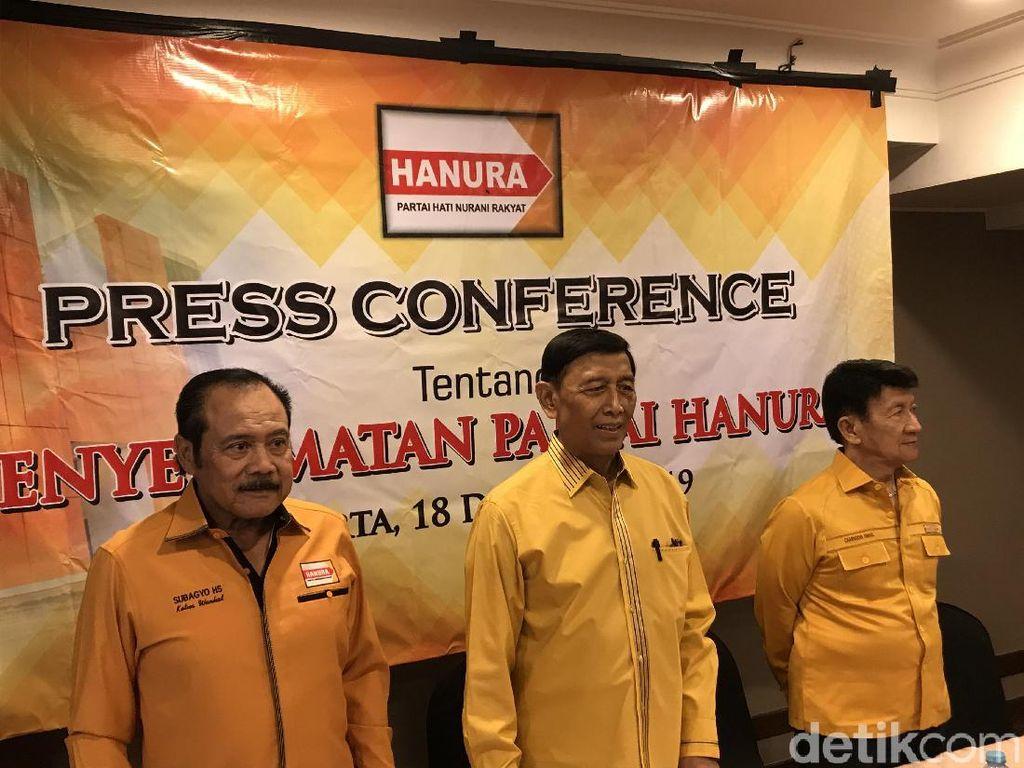 Wiranto Mundur dari Wanbin Hanura: Jangan Diputar Saya Dipecat!