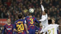 El Clasico Tanpa Gol, Pertama Setelah 17 Tahun Lalu