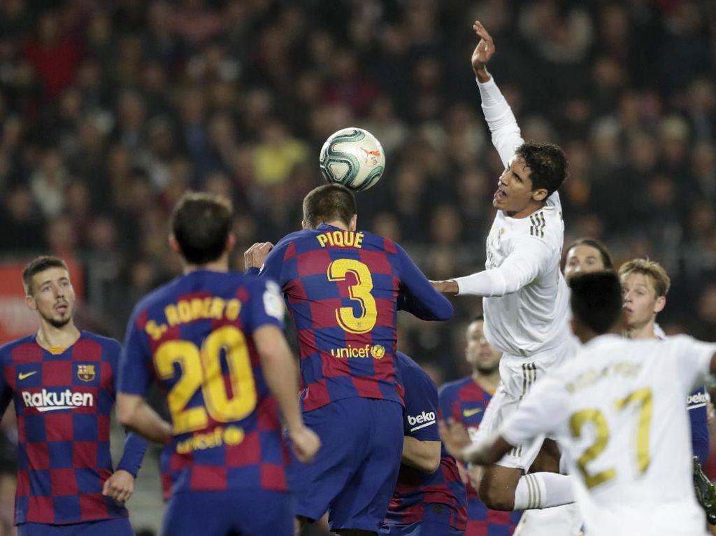 Ramos: Madrid Harusnya Dapat Dua Penalti