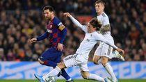 Jelang Madrid Vs Barcelona, Duel Tim yang Lagi Kritis
