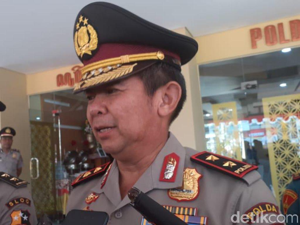 Kapolda DIY Membenarkan Ada Penangkapan Terduga Teroris di Yogyakarta