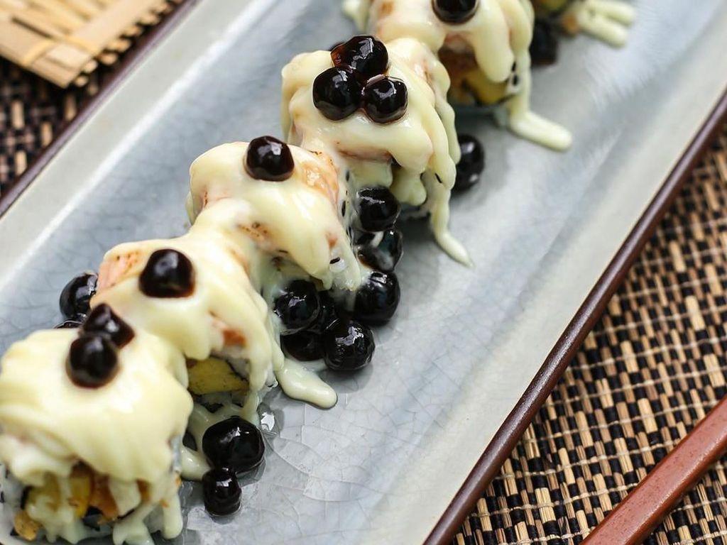 5 Makanan Jepang dengan Paduan Boba yang Jadi Tren