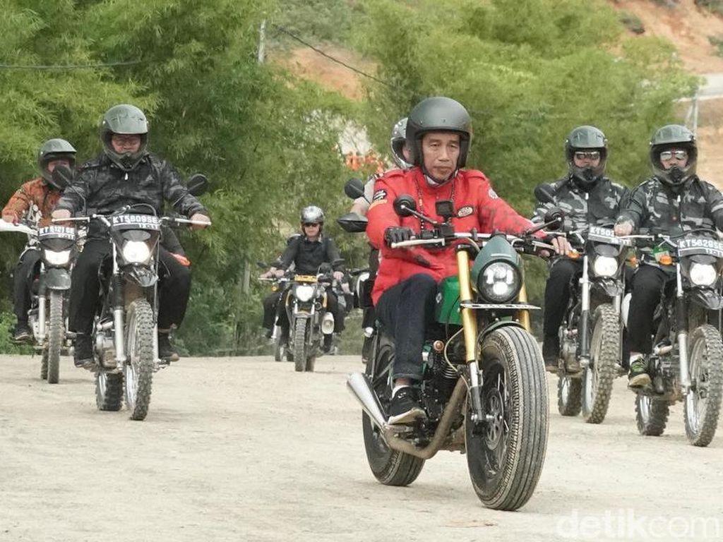 Lebih Dekat dengan Krayan, Tempat Jokowi Motoran di Perbatasan