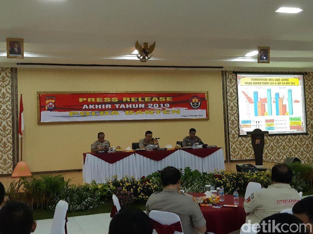 Polda Banten Selidiki Dugaan Korupsi Proyek Waduk Karian