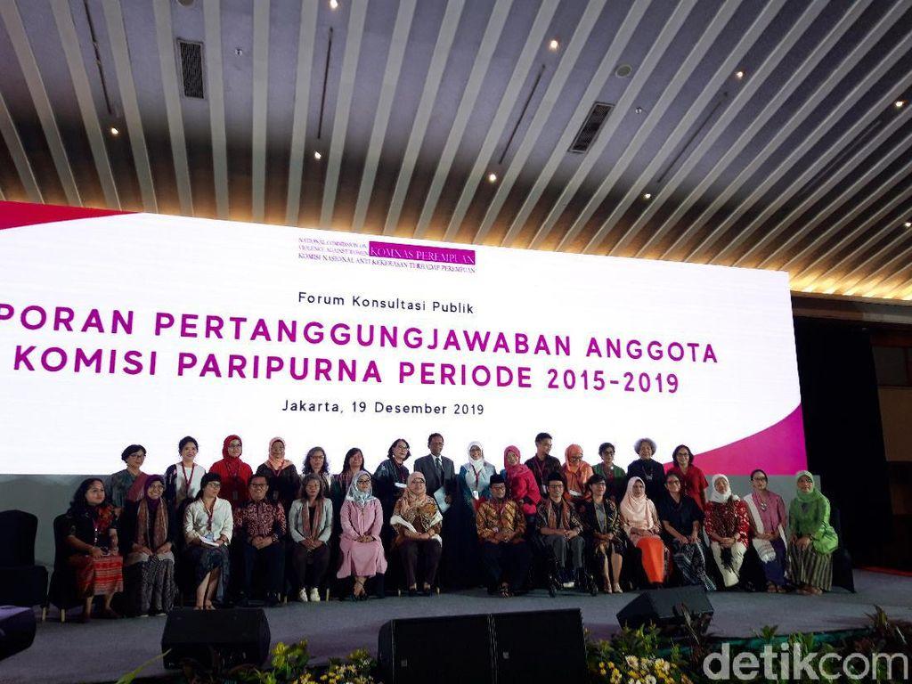 Komnas Perempuan Pamerkan Capaiannya di Periode 2015-2019