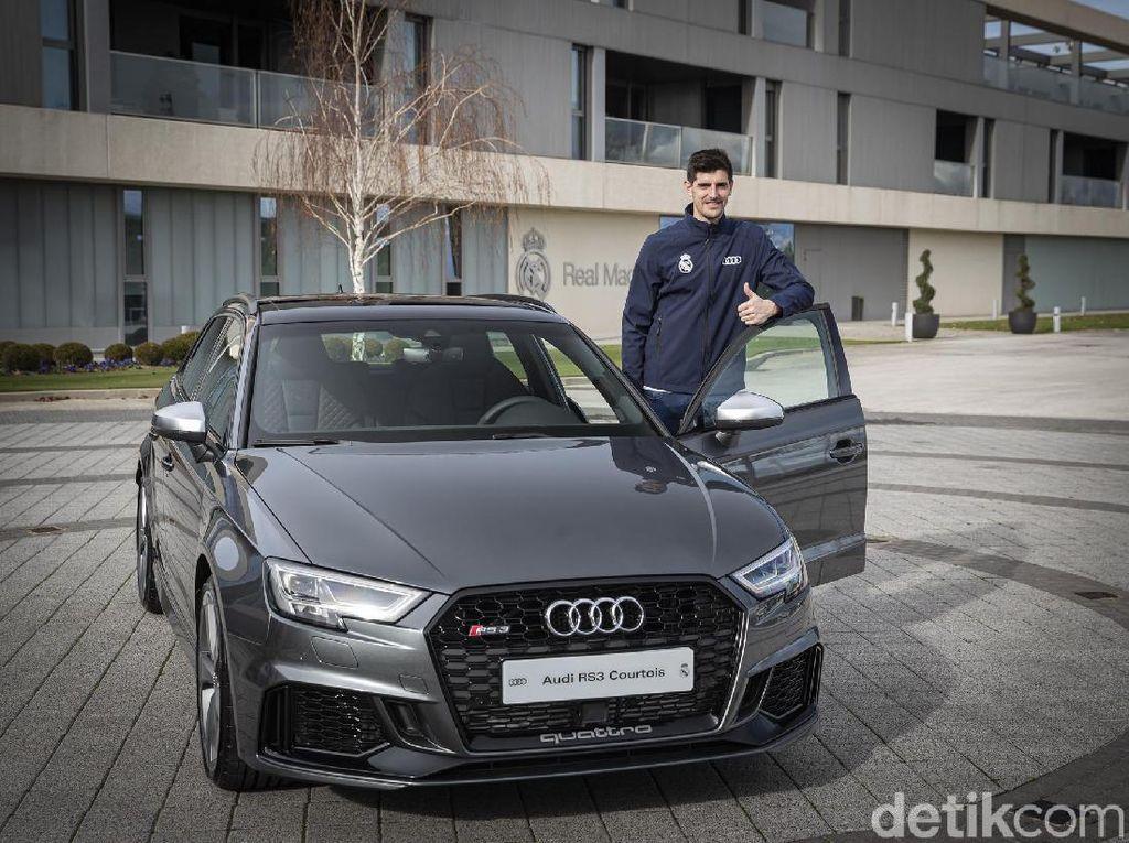Mobil Baru Pemain Real Madrid