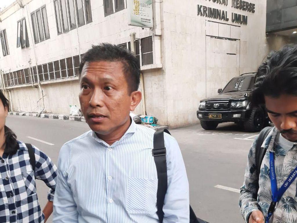 Tetangga Novel Baswedan Diperiksa soal Laporannya ke Dewi Tanjung