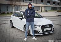 Asik Banget, Pemain Real Madrid Dapat Mobil Audi Gratisan