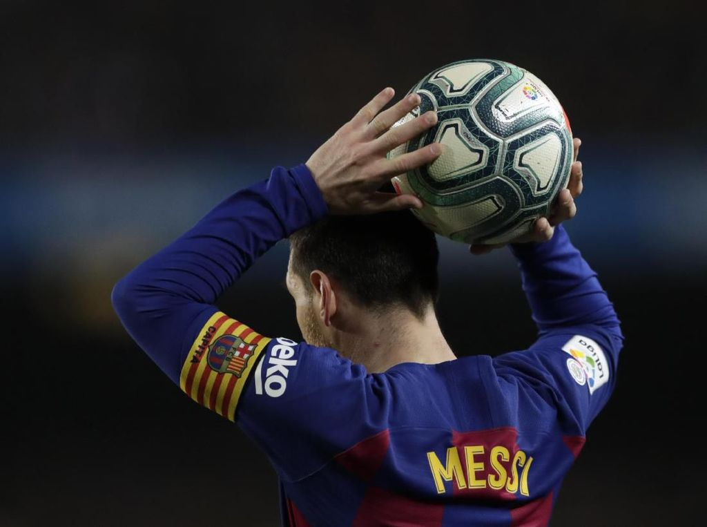 Rekor-rekor yang Bisa Dipecahkan Lionel Messi di 2020