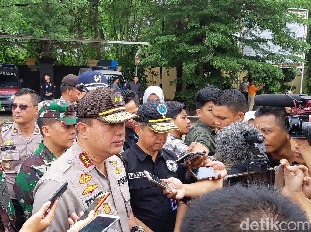 Kapolda Banten Jamin Tak Ada Sweeping Ormas saat Natal-Tahun Baru