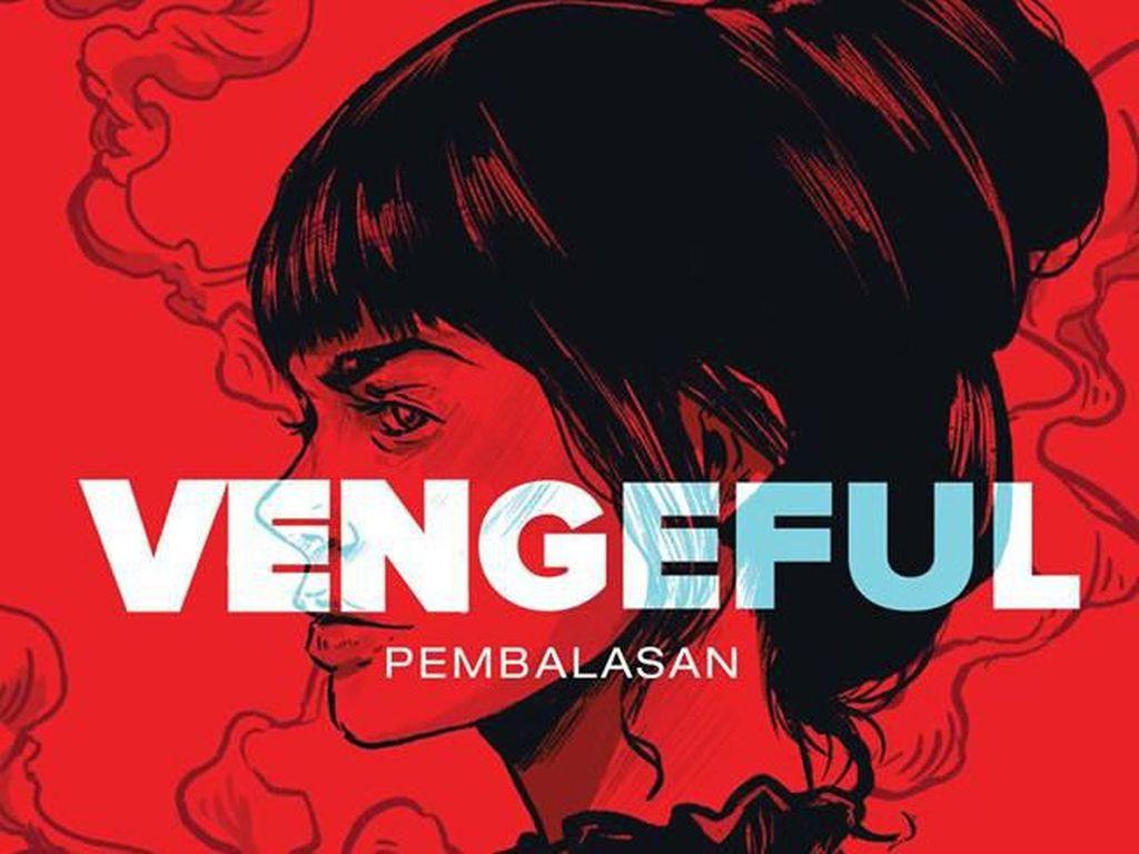 Sekuel Novel Vicious Terbit di Indonesia
