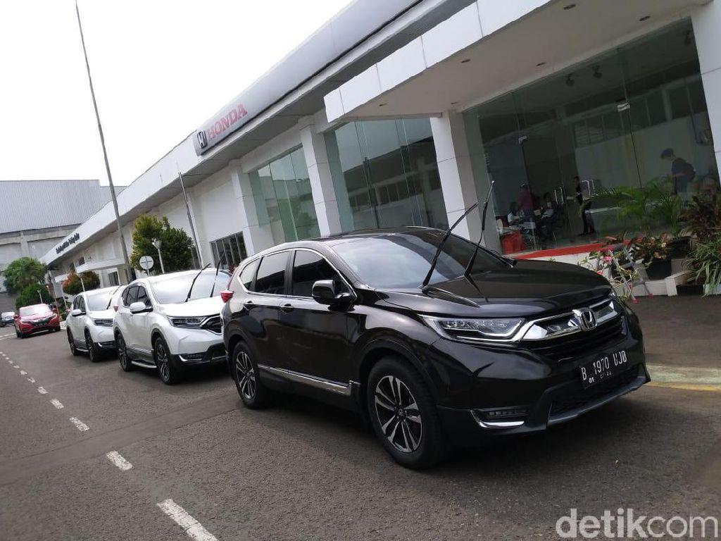 Honda Mobil Janji Penuhi Kebutuhan Konsumen Secepatnya